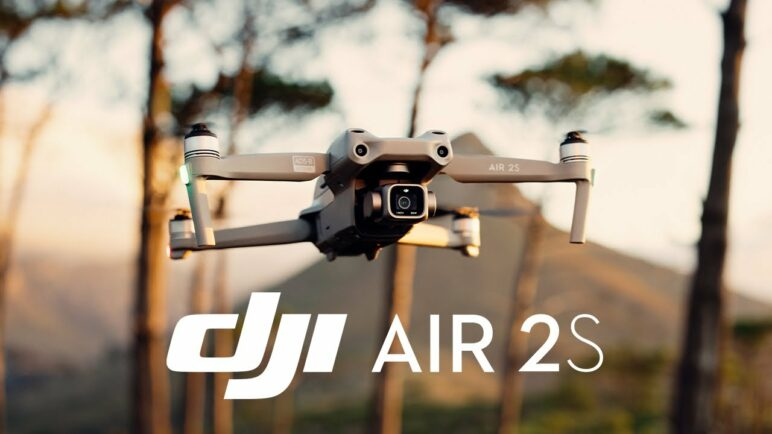 DJI - Introducing DJI Air 2S