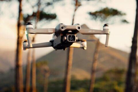 DJI nový dron