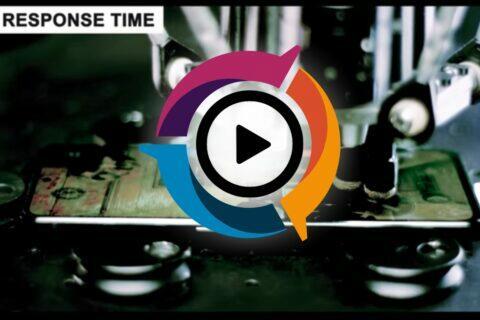 DxOMark testování odezvy displeje video