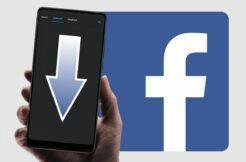Facebook aplikace filtr příspěvků