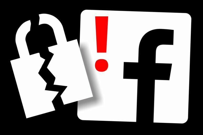 Facebook gigantický únik dat
