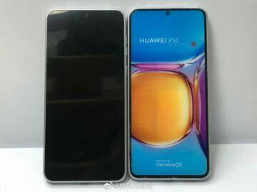 Fotografie Huawei P50