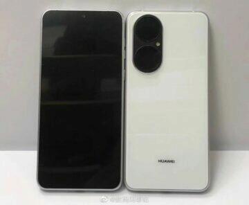 Fotografie Huawei P50 Pro