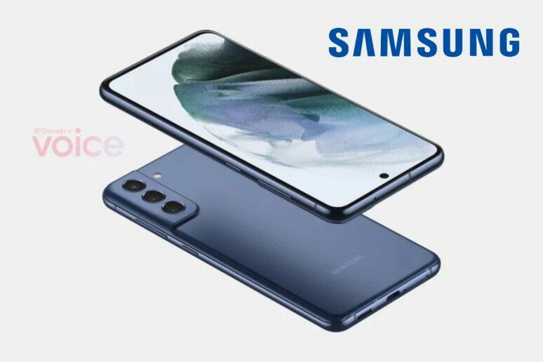 Galaxy S21 FE první pohled