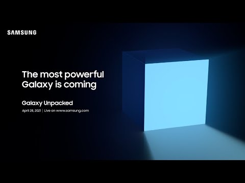 Galaxy Unpacked Official Trailer