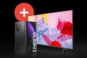 Galaxy Z Fold2 televizor za korunu