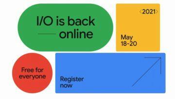 Google I O 2021 proběhne online