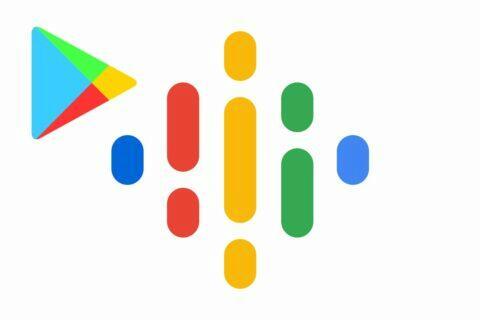 Google Podcasty 100 milionů stažení