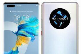 HarmonyOS Huawei Mate 40 Pro 4G