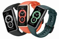 Huawei Band 6 parametry cena