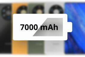 Huawei Mate 50 Pro kapacita baterie 7000 mAh