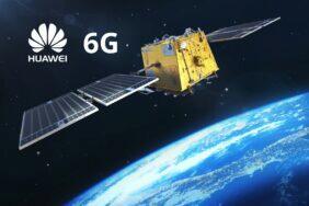 Huawei první 6G satelity