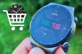 Huawei Watch GT 2 obchod s placenými ciferníky