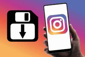 Instagram ukládání původní fotky