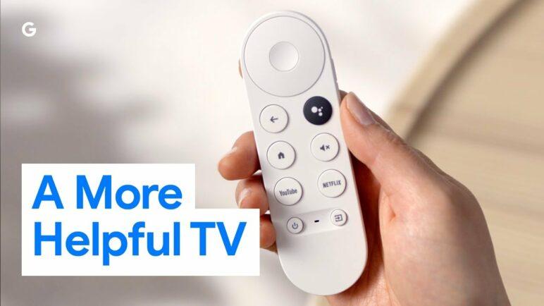 Introducing Chromecast with Google TV