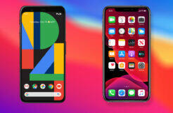 iOS Android rozdíly