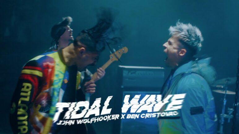 John Wolfhooker ft. Ben Cristovao - Tidal Wave (Official Video)