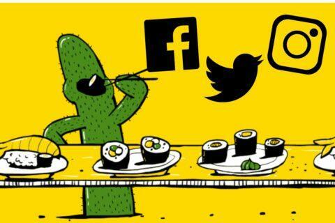 Kaktus neomezená data sociální sítě tarif