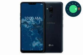 LG G7 One aktualizace