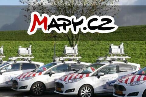 Mapy.cz nové panoramatické snímky