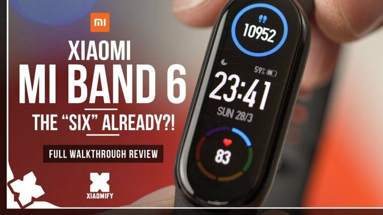 Mi Band 6 - Full Review - vs. Mi band 4 & 5 [Xiaomify]
