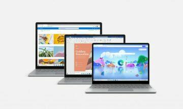 Microsoft Surface Laptop 4 oficiálně