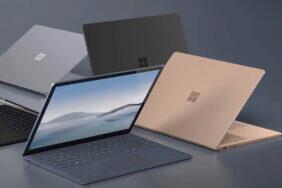 Microsoft Surface Laptop 4 oficiálně představen AMD Intel