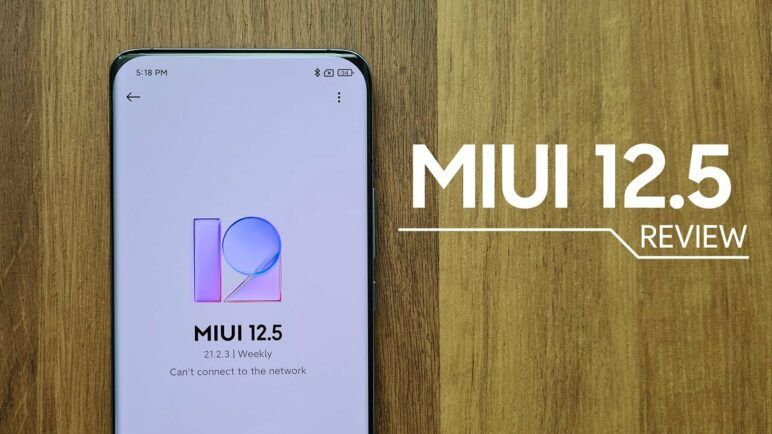 MIUI 12.5 OFFICIAL REVIEW!