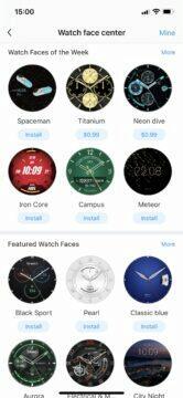 mobvoi ticwatch aplikace