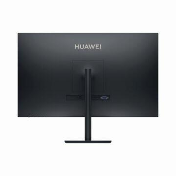 monitor HUAWEI AD 80 zadni strana konektory
