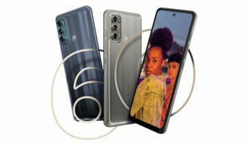 Motorola Moto G60 a G40 Fusion představeny