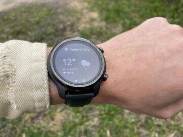 nejlepší wear os hodinky