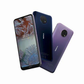 Nokia G10 a G20