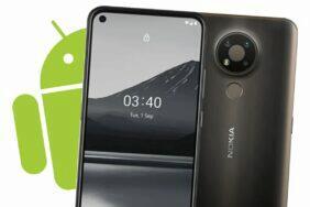Nokia nová nadstavba
