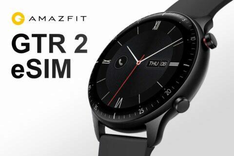 novinka Amazfit GTR 2 eSIM