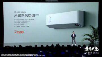 novinka Xiaomi Mi Fresh Air Conditioner Pro Premium cena