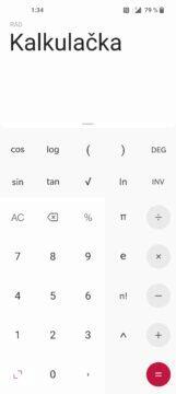 OnePlus 9 pro kalkulačka