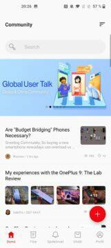 OnePlus 9 pro komunita