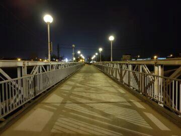OnePlus 9 Pro noční režim