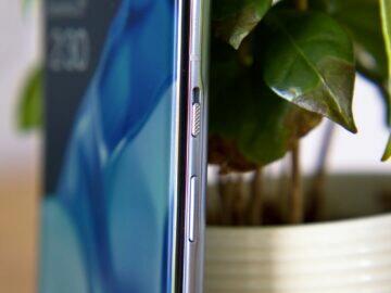 OnePlus 9 Pro přepínače