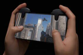 OnePlus herní tlačítka