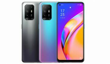 Oppo A94 5G arrived in Europe
