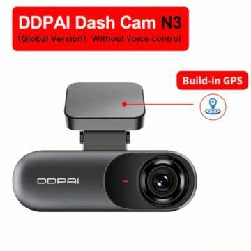 Palubní kamera DDPAI Mola N3