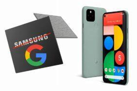 Pixel 6 čip google