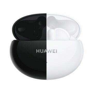 Huawei FreeBuds 4i pouzdro black white
