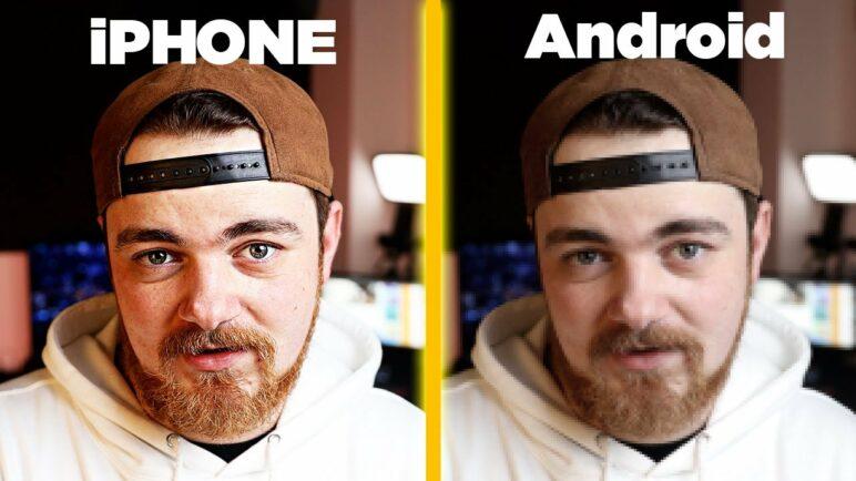 Prečo Android INSTAGRAM Stories majú HORŠIU kvalitu ako iPhone