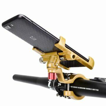 Promend otočný držák mobilu na kolo uchycení