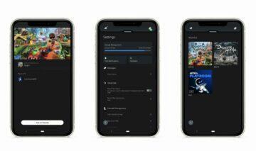 PS App aktualizace update