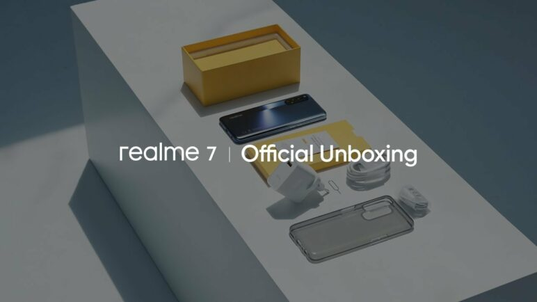 realme 7 | Official Unboxing
