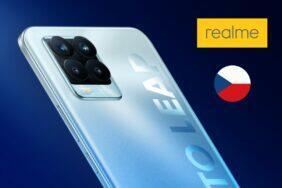 Realme 8 Pro ČR